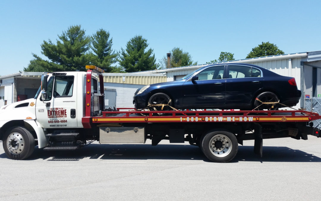 Tips for Choosing a Good Towing Company